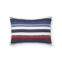 With gorgeous shifting hues our Grasslands decorative pillow is a timeless woven ombre stripe made with robust cotton yarn. Harkening back to traditional western patterns, Grasslands delivers a comfortable and classic presence in any room.