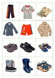 Képek gyerekeknek: mit vegyek időjárás Paper Doll House, Montessori Materials, Preschool Activities, Kids Fashion, Education, Winter, Outfits, Clothes, Speech Therapy