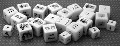 Music Dice | The Practice Shoppe