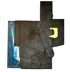 3ème station du chemin de croix de Bossonens Charles Cottet avec la participation de Yves Leroy céramiste Art, Signs, Nun, Crosses, Art Background, Kunst, Art Education