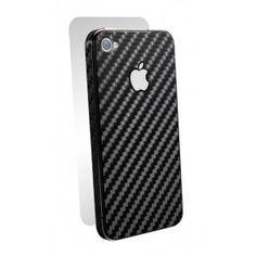 $19.95    Apple iPhone 4/4S Armor Carbon Fiber