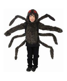 Tarantula Spider big Boys Costume