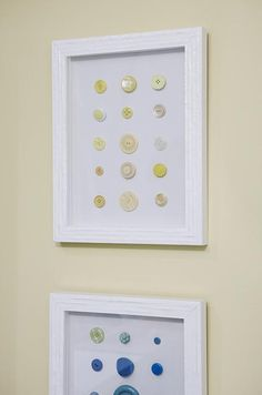 When creating art, I love adding dimension and repurposing items I already have. When it comes to the laundry room, you can find a million odds and ends that will look way better on the wall than they currently do scattered on top of the washer. Button Up Do you have a jar of buttons [...]