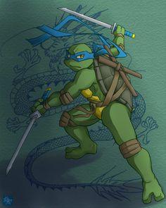 TMNT Leonardo Leonardo