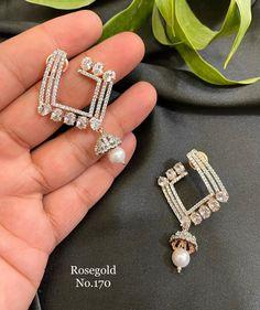 Diamond Earrings, Jewellery, Stylish, Jewels, Schmuck, Diamond Drop Earrings, Jewelry Shop, Jewlery, Jewelery