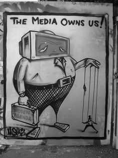 US corporate Media | Weapons of Mass Distraction: Mainstream Media and Corporate Government ...