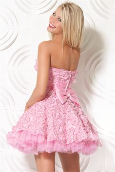 Pink, Bows and Petticoats ~ Just too cute!!!