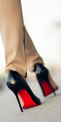 Just bought my first pair of Christian Louboutins for $150. BEST DECISION EVER.