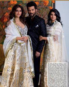 Desi Stars Girls Fun Club ! Hollywood Gossip, Celebrity Birthdays, Bollywood News, Pretty Girls: Sonam Kapoor-Anil Kapoor and Rhea Kapoor Photoshoo...