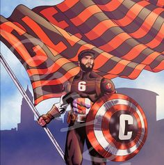 Baker Mayfield Nfl, Browns Football, Oklahoma Sooners, Cleveland Browns, Captain America, Ohio, Mad, Decals, Superhero