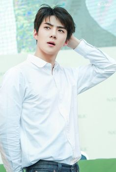 Handsome Sehun ;)