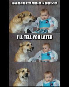 Dad jokes...