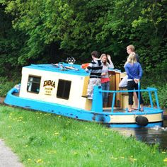 Day Hire Self Drive Canal Boat