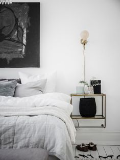 Fresh Classic bedroom - via Coco Lapine Design blog