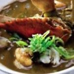 Louisiana Crab And Shrimp Gumbo - Louisiana Crab and Shrimp make the perfect gumbo for a cold day!