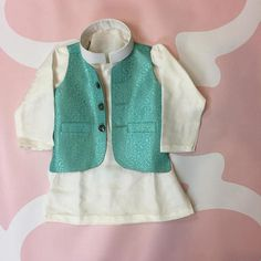 Buy Pakistani infant & boys Shalwar Kurta with Jamawar Vest Online USA Pakistani Kids Dresses, Pakistani Clothes Online, Pakistani Outfits, Baby Boy Outfits, Kids Outfits, Kids Online, Kids Fashion, Vest, Infant Boys