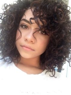 Natural 3b/3c curly hair