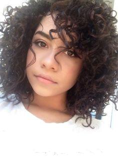Natural 3b/3c curly hair