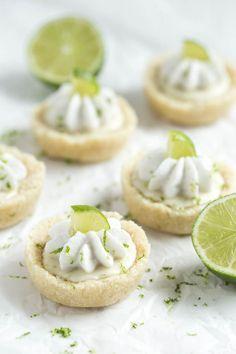 No Bake Mini Key Lime Pies - gluten free, vegan, paleo and healthy!. gluten free, gluten free recipes, gluten free food