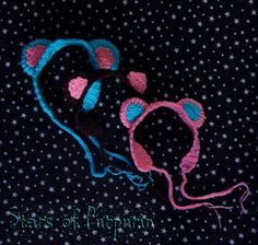 ❀✿❀ Cute Cat Ears ❀✿❀ in headband format, which is secured with a bow or knot.