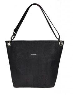 Skinissimo-blackissimo, egy tökéletes vegán táska, hogy a városi rengetegben is irányt mutassunk. Tote Bag, Bags, Fashion, Handbags, Moda, Fashion Styles, Carry Bag, Taschen, Tote Bags