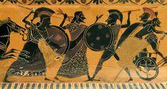 Las Guerras Médicas fue el conflicto bélico que enfrentó al imperio Persa y las ciudades estado Griegas y se desarrollaron en el siglo V a.C. (entre el 499 a. C. y el 449 a. C.)
