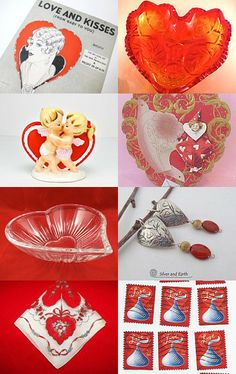 Love and Kisses from Epsteam  by Helen on Etsy--Pinned with TreasuryPin.com