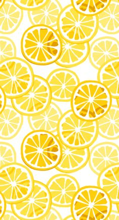 Job Discover Repeat Citrus Pattern: Lemons Digitally drawn yellow lemon repeat pattern made with procreate and photoshop. Whats Wallpaper, Summer Wallpaper, Iphone Background Wallpaper, Pastel Wallpaper, Aesthetic Iphone Wallpaper, Aesthetic Wallpapers, Screen Wallpaper, Iphone Wallpaper Yellow, Cute Wallpaper Backgrounds