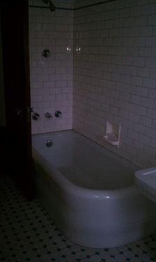 1920s Corner Tub House Stuff Pinterest And Upstairs Bathrooms