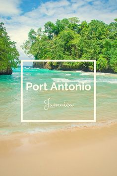 Have the beach all to yourself in Port Antonio, Jamaica