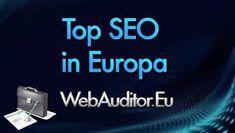 WebAuditor.Eu #SearchMarketingTop Best Europea...