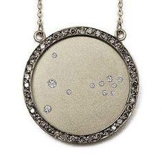 Constellation Pavé Necklace
