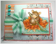 Flower Raft - SC384 by kassieb - Cards and Paper Crafts at Splitcoaststampers
