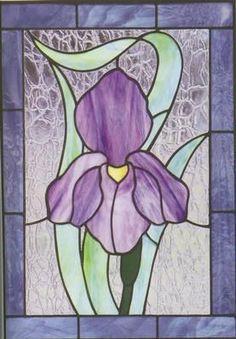 Résultats de recherche d'images pour « vitrail patron gratuit fleur »