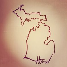 Seems how I'm from Michigan of course i love this. Home is where the heart is.