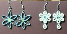 Let's create: Lots of Quilling Earrings