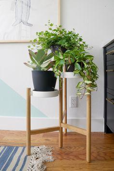 plant stand- ikea