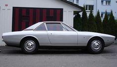 Lancia Marica by Ghia (1969)