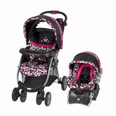 Baby Trend Envy Travel System, Savannah I THINK THIS ONE IS MY FAVORITE!