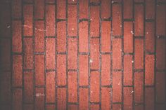 Brick wall background by PiCMAGINATION on @creativemarket