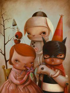 Restraint - Kathie Olivas