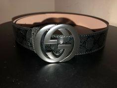 7dfa809c60a Mens Gucci Belt Size 32-34  fashion  clothing  shoes  accessories