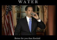 Refuse the Kool Aid.