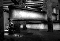 Anton Garcia-Abril & Ensamble Studio, Balancing Act, Arsenale, 2010 Venice Biennale