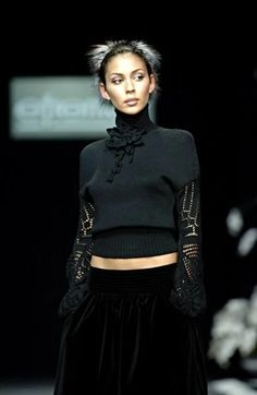 Fashion Details, Timeless Fashion, Kleidung Design, Tokyo Fashion, Knit Fashion, Knitting Designs, Autumn Winter Fashion, Knitwear, Passion For Fashion