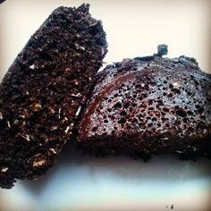 #bizcocho #bizcochofit #chocolate #avena 2 minutos en microondas  receta en http://objetivocuidarme.blogspot.com.es/