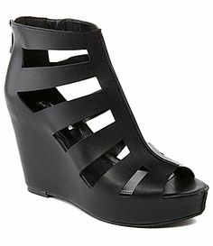 BCBGeneration Torrez Wedges #Dillards
