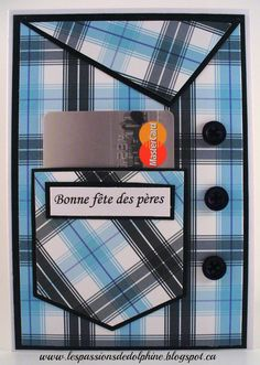 Carte chemise