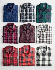 Autumn brings about the most flexible and versatile outfits a man can try out. One of these pieces of clothing is the Flannel Shirt.