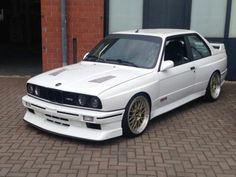 BMW E30 M3 CECOTTO Bmw E30 M3, Classic, Car, Motorbikes, Automobile, Derby, Classic Books, Autos, Cars